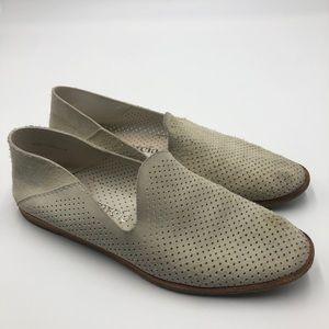 Pedro Garcia Yara perforated loafer 38